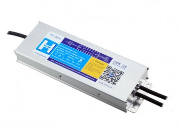 200W 5V12V/24V  TUV  Certificated Waterproof PFC