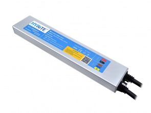 200W  12V/24V Universal Input Waterproof Slim IP68