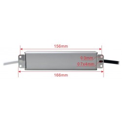 30W  5V/12V/24V  high power factor waterproof