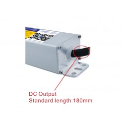 60W 5V12V/24V  TUV  Certificated Waterproof PFC