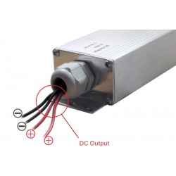 90W 12V with junction box UL