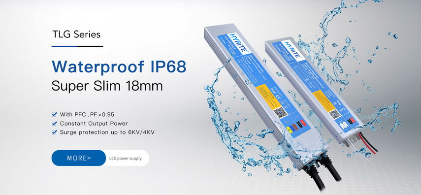 Water Proof LED Power Supply